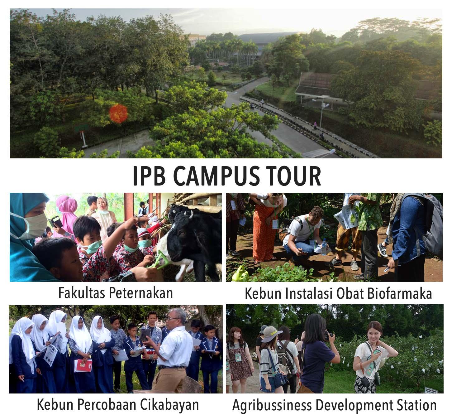 IPB Campus Tour