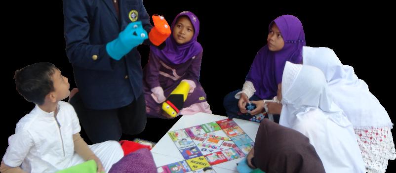 Iqropolly (Media Permainan Dakwah dengan Metode 3ME-N) bagi Anak Usia Dini di Kalangan Masyarakat Sunda Wiwitan Kampung Adat Urug, Bogor, Jawa Barat