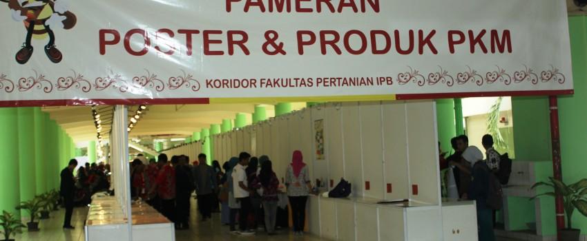 Poster dan Produk UKM IPB